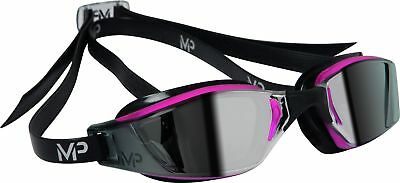 NEW! Michael Phelps MP XCEED Ladies Competition Swimming Goggles with Anti-Fog!