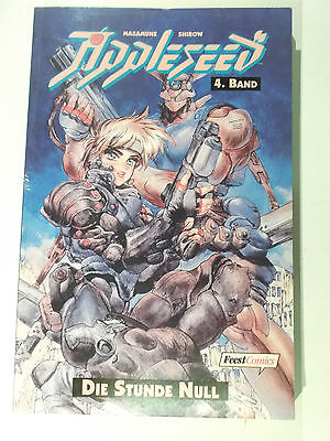 Masume Shirow Appleseed # 4 ( Feest Paperback 1.Auflage )