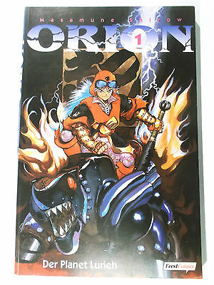 Masume Shirow Orion # 1 ( Feest Paperback 1.Auflage )