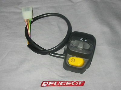 New Genuine Peugeot Speedfight 2 RH Right handlebar Start Lights switch PE753222