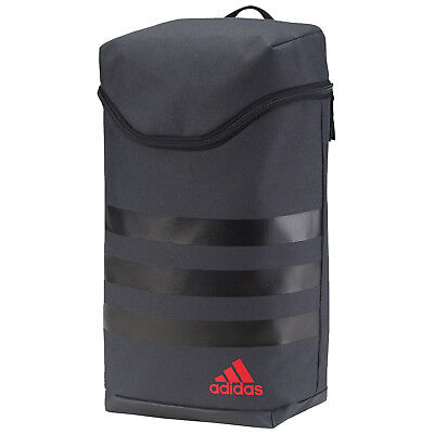 2017 Adidas 3 Stripe Shoe Bag - New Golf Football Boots Travel Carry Case Tote