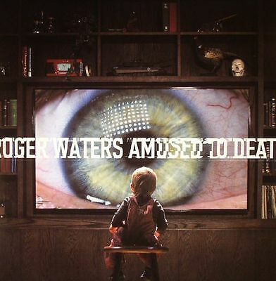 WATERS, Roger - Amused To Death - Vinyl (limited gatefold 2xLP)