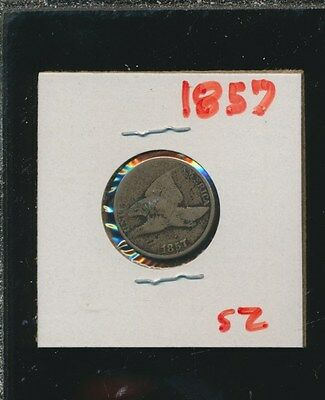 Flying Eagle Penny 1857 - #s2