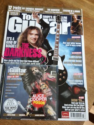 Total Guitar magazine & CD Volume 146, March 2006