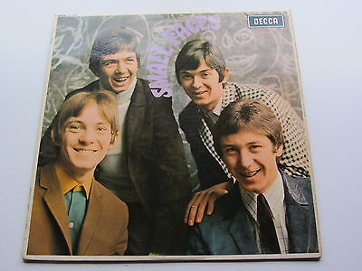The Small Faces  Original  1966  Uk  Lp  The Small Faces  Unboxed Decca