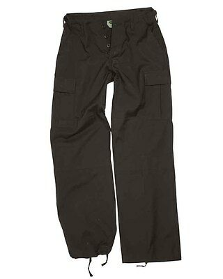 US BDU Hose Woman R/S prewash schwarz, Army, Outdoor, Military, Jagd    -NEU-