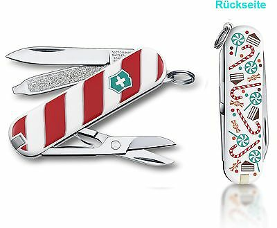 """Chili Peppers/"""" LIMITED EDITION VICTORINOX Schweizer Messer /""""Classic Pepperoni"""
