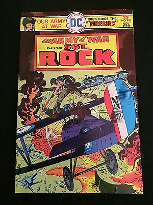 OUR ARMY AT WAR #286 VG+ Condition