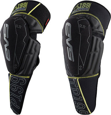 EVS TP199 Knee/Shin Pads - Motocross Dirtbike MX Offroad Right