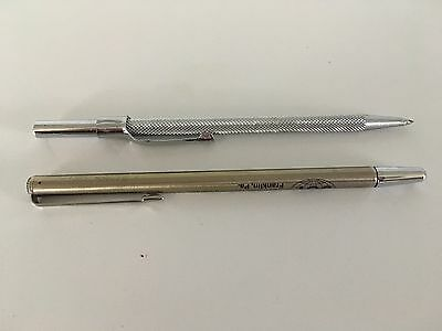 TWO ITEMS:  1  Emphasis Pointer and 1 Pen Type Pocket Scribber