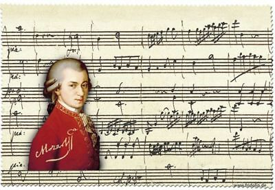 Mozart - Glasses cleaning cloth microfibre