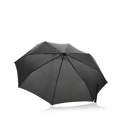 The Smart Umbrella Black  NEW