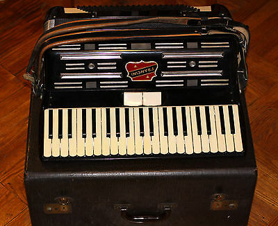 Accordion Francini 120 Bass professional Made in Italy