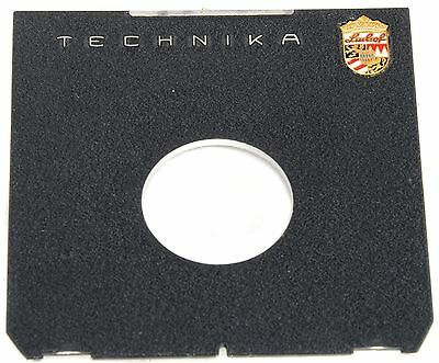 LINHOF Technika Lens Board Cut Out 34mm