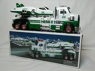 Hess 2014 Toy Truck And Space Cruiser With Scout In Original Box