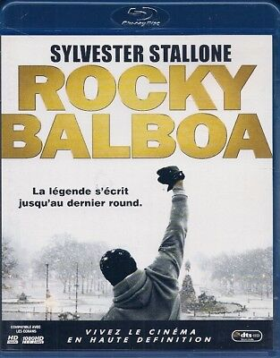 Blu-Ray--Rocky Balboa / N° 5--Sylvester Stallone