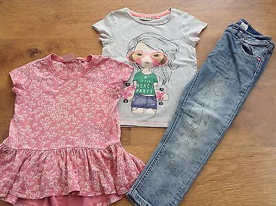 100% Next Girls Summer Bundle/outfit 6Yrs Tops Jeans * I,ll Combine *