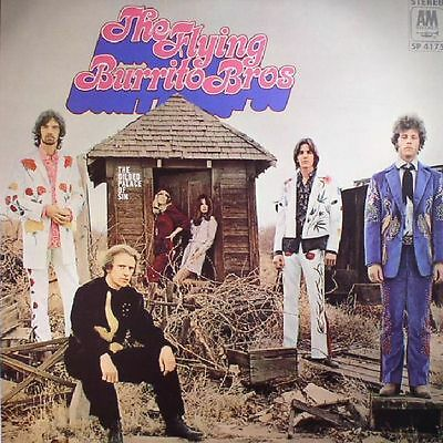 FLYING BURRITO BROTHERS, The - The Gilded Palace Of Sin (remastered) - LP