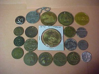 35-Different Trade Tokens