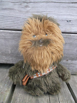 "USED Lucasfilm LTD. Star Wars ""CHEWBACCA"" 7"" Plush Toy Doll"