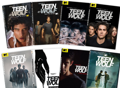 TEEN WOLF COMPLETE SERIES 1-6  Part 1   **Yes - 6 Part 1**