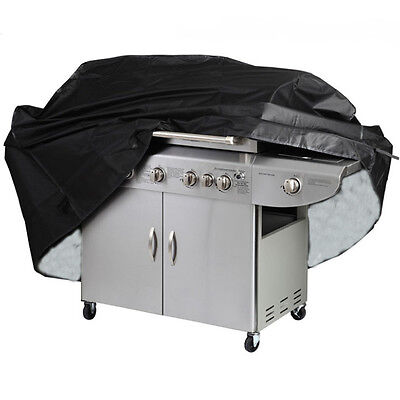 New Durable BBQ Grill Dust Cover Gas Barbecue Heavy Duty Waterproof Protector G