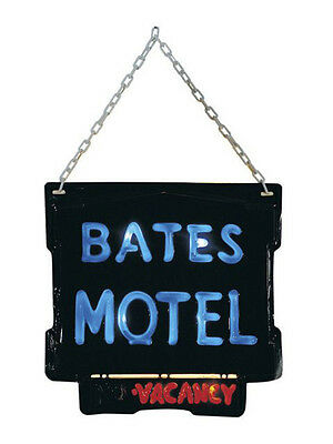 Psycho Official Bates Motel Lighted Sign One Size