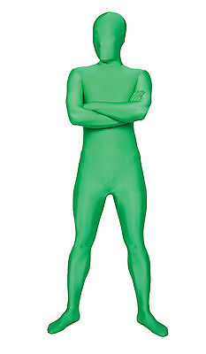 Neon Green Morf Bodysuit Adult Costume X-Large