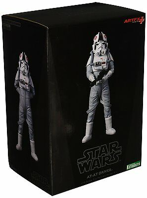 "Star Wars 7"" ARTFX+ Statue: AT-AT Driver"