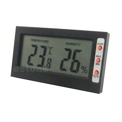 Reptile Thermometer Hygrometer DTH-06 Lizard Gecko Snake Bearded Dragon Guage