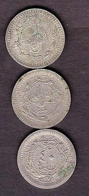 3 JAMAICA COINS, 1/2 PENNY , 1916 YEAR ,1 PENNY 1937,1947 year