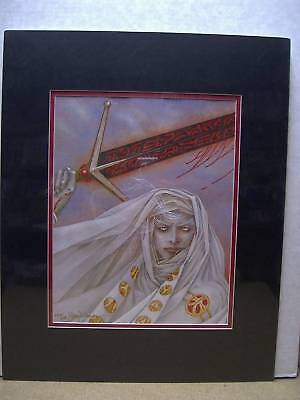 Robert Gould: Elric - Weird of the White Wolf (signed & numbered) (USA)