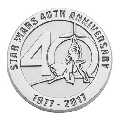 Star Wars 40th Anniversary Limited Edition Pin