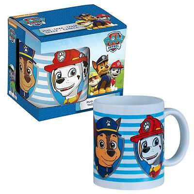 Paw Patrol - Kids Ceramic Cup Mug in Gift Box 450ml