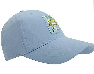 Manchester City FC Football Club childs Hat / Cap