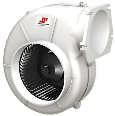 "AIRV EXTRA HEAVY DUTY RADIAL BLOWERS, FLANGE MOUNT-4"" Blower, 12V"