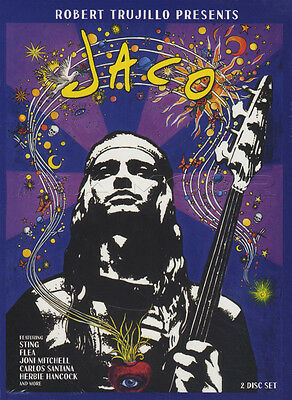 Robert Trujillo Presents Jaco Pastorius The Film Bass Guitar DVD Documentary
