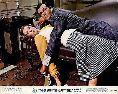 Those Were the Happy Times (1969) AKA Star! Unsigned 8x10 Lobby Card C