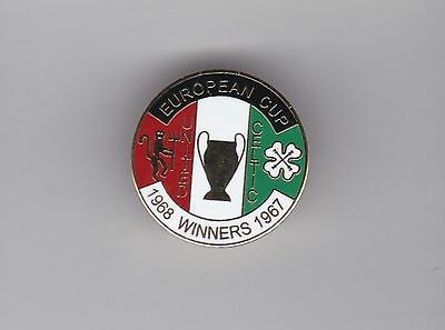 Manchester United and Celtic Joint badge