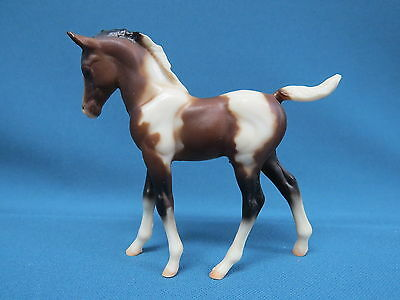 Breyer Classic Marguerite Henrys Our First Pony Bay Pinto Foal Friday #3066