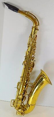 1951 Vintage PAN AMERICAN 58M Alto Saxophone Elkhart, IND (Conn Subsidiary)