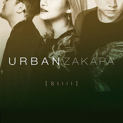 URBAN ZAKAPA - STILL (Mini Album)