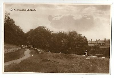 m irish postcard ireland mayo canal walk ballinrobe