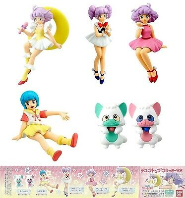 SET 6 Mini Figure INCANTEVOLE CREAMY Originali BANDAI Japan MAMI Magic Angel NEW