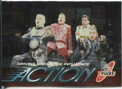 Futera Red Dwarf Chrome Chase Card C24