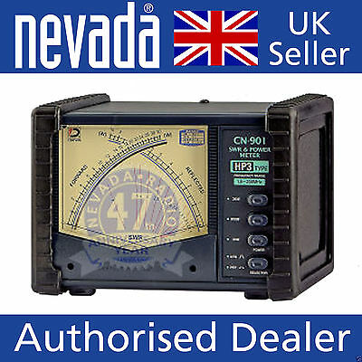 Daiwa CN901-HP3 Higher power 3kw 1.8-200MHz Power/SWR meter  NEW