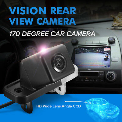 Wired Car CCD Rear View Camera Set For Mercedes Benz C-Class W203 W211 CLS W219