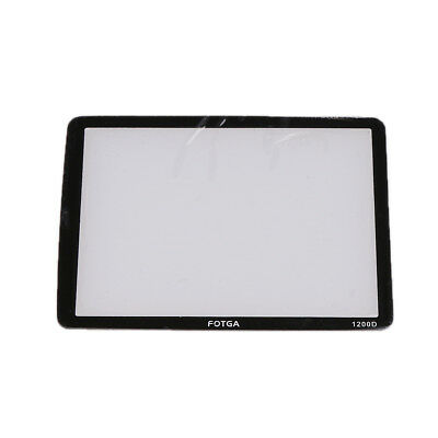 Front Clear LCD Screen Display Protector Film Foil For Canon EOS 1200D