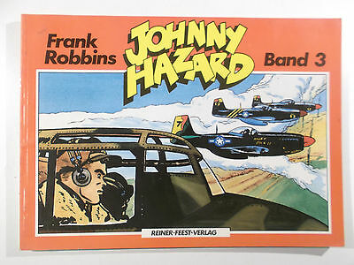 JOHNNY HAZARD # 3 ( Feest Softcover Querformat )