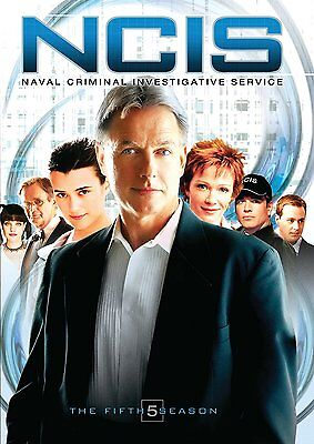 NCIS Naval Criminal Investigative Service - The Fifth Season New DVD! Ships Fast